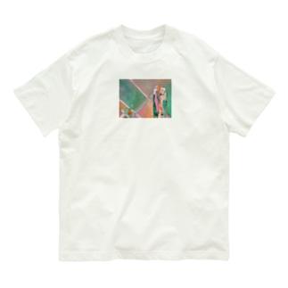 メロンジュース Organic Cotton T-shirts