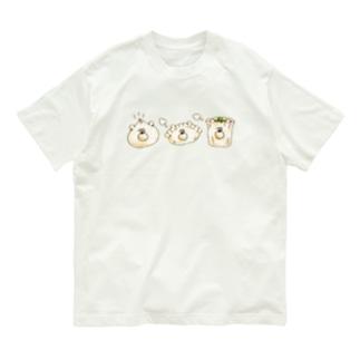 ぶちゃ飯店 Organic Cotton T-shirts