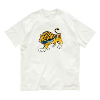 鮭虎 Organic Cotton T-Shirt