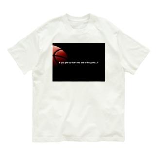END GAME Organic Cotton T-shirts