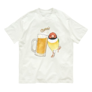 コキンビール Organic Cotton T-Shirt