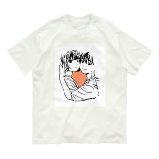 「すき」 Organic Cotton T-shirts