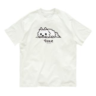 いつでも待機中 Organic Cotton T-shirts