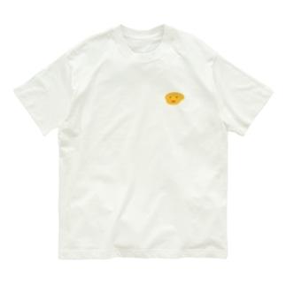 くうぱんけーき Organic Cotton T-Shirt