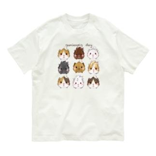 guinea pig   day Organic Cotton T-Shirt