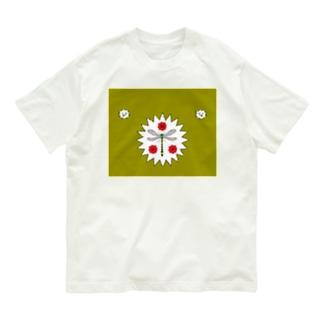 蚊が嫌い Organic Cotton T-shirts
