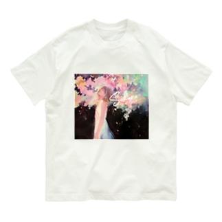 Sakura by日端奈奈子 Organic Cotton T-Shirt