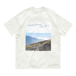 MOUNTAIN TRIP Organic Cotton T-shirts