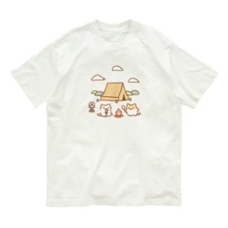 キャンプキャット Organic Cotton T-Shirt