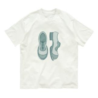 シンプル革靴 濃いめ Organic Cotton T-Shirt
