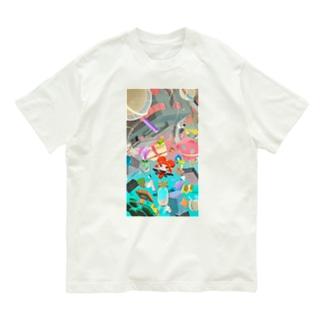 mirage_collection Organic Cotton T-Shirt