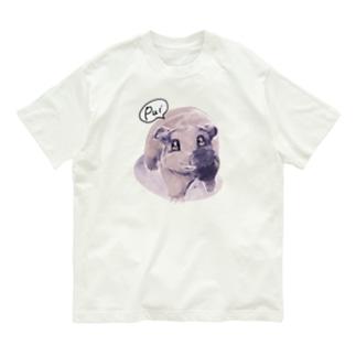 トテトテ-ミルキー Organic Cotton T-shirts