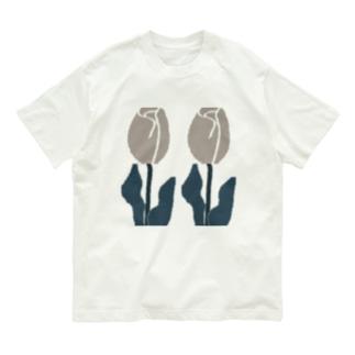 おはな Organic Cotton T-Shirt