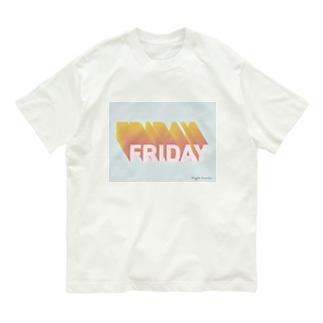 金曜日だから早く帰らせてくれ Organic Cotton T-Shirt