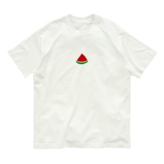スイカ Organic Cotton T-shirts