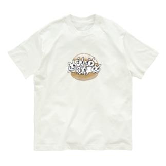 うさトッツォ Organic Cotton T-shirts