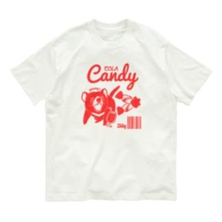 コーラキャンディ Organic Cotton T-Shirt