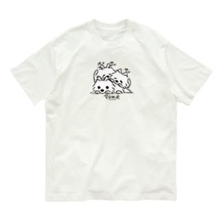 いつでも待機中のつづき_F Organic Cotton T-Shirt