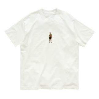 マッチョになる途中 Organic Cotton T-Shirt