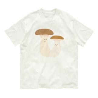 エリンギ Organic Cotton T-Shirt