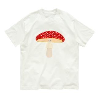 ベニテングタケ Organic Cotton T-Shirt