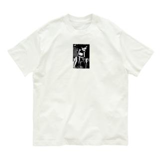月光ナイトTシャツ Organic Cotton T-Shirt