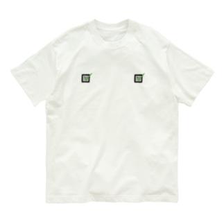 チェックマーク Organic Cotton T-shirts