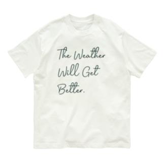 The Weather Organic Cotton T-shirts