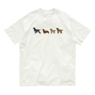 Y様 多頭シリーズ Organic Cotton T-Shirt