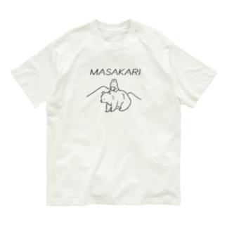 MASAKARI Organic Cotton T-shirts