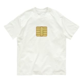 フォーヴァのICチップ Organic Cotton T-Shirt