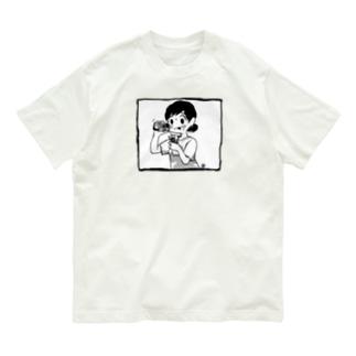夏のドーピングT Organic Cotton T-shirts