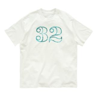 ナンバー32 Organic Cotton T-shirts