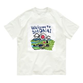 ようこそ庄内T Organic Cotton T-Shirt
