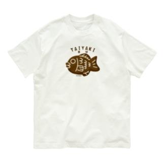 養殖たいやきA Organic Cotton T-Shirt