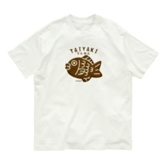てんねんたいやきA Organic Cotton T-Shirt