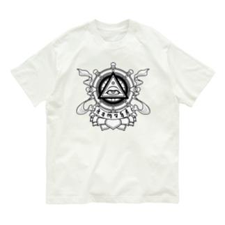 智慧之眼 Organic Cotton T-Shirt