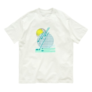 タイル Organic Cotton T-Shirt