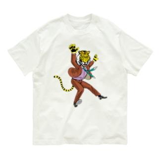 パーツイシバ/トラダンサー Organic Cotton T-Shirt