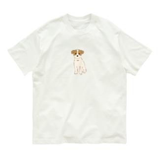 ジャックラッセルテリア Organic Cotton T-Shirt