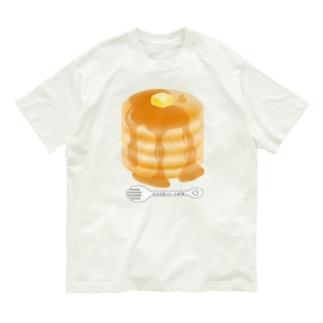ホットケーキ Organic Cotton T-Shirt