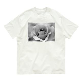mono rosa Organic Cotton T-shirts