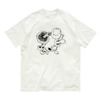 シイタケサークル Organic Cotton T-shirts