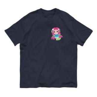 アマビエ様 Organic Cotton T-shirts
