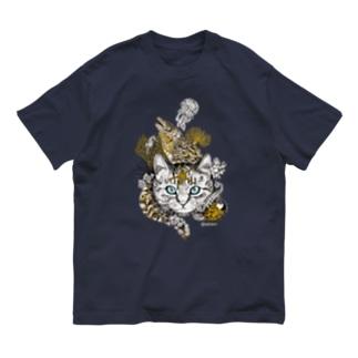 磯猫 Organic Cotton T-shirts
