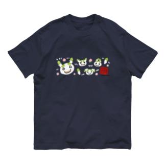 わしはぱらお Organic Cotton T-shirts