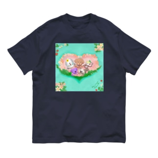 『Berry & Pursers®︎』 Organic Cotton T-shirts