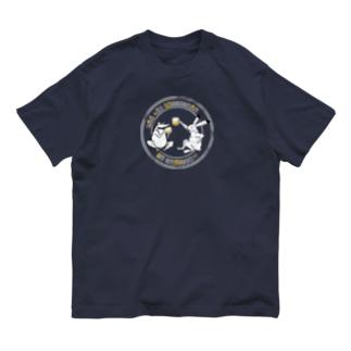 楽しいと美味しいは正義! 002 Organic Cotton T-shirts