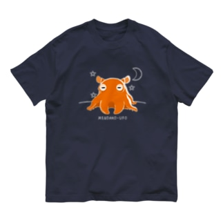 CT145 メンダコUFO Organic Cotton T-Shirt
