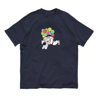 宇宙遊泳 Organic Cotton T-shirts